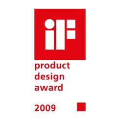 IF Design Award 2009 за Silent-PP